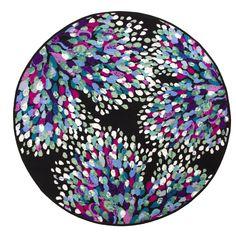 Vallila Interior VM001041-56 Teppich Aronia, Durchmesser 133 cm, mehrfarbig: Amazon.de: Küche & Haushalt