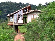 Obra concluída (200m²) Petrópolis – RJ – 2003 a 2004 Comentários Comentários