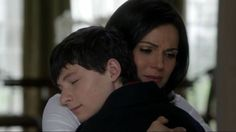 Awesome Regina and Henry in an awesome S2 episode of Once
