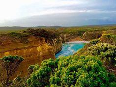 12 Apostles Port Campbell Victoria Australia. Great Ocean Road #australia #travel #portcampbell #victoria #melbourne #greatoceanroad #iphonephoto #beach #12apostles by asweetgoodlife http://ift.tt/1ijk11S