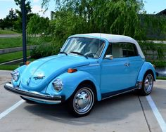 Classic Car News Pics And Videos From Around The World Volkswagen Beetle Vintage, Car Volkswagen, Vw Camper, My Dream Car, Dream Cars, Vw Super Beetle, Vintage Rolls Royce, Aston Martin V8, Vw Classic
