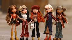 bratz dolls 2001   The Bratz doll, introduced in 2001, was a blockbuster hit with 'tweens ...