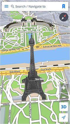 Mať 3D mapy v navigácií, to je už iná frajerina :D Milujem navigáciu od Sygic http://www.sygic.com/gps-navigation/features
