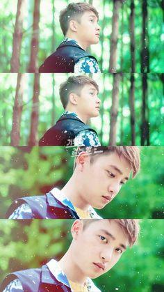 D.O. Is attacking us in this comeback Kyungsoo, Kaisoo, Chanyeol, Exo Kokobop, Kim Jongin, Kpop Exo, K Pop, Teaser, Ko Ko Bop