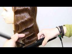 Flapper Hair-Style Tutorial - YouTube