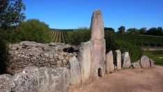 Arzachena, Sardegna, Tomba dei Giganti di Coddu Vecchiu - Giants' Grave