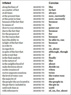 prose essay writing