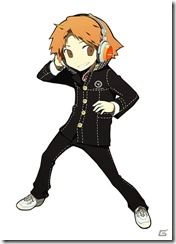 View an image titled 'Yosuke Hanamura Art' in our Persona Q: Shadow of the Labyrinth art gallery featuring official character designs, concept art, and promo pictures. Persona 4 Manga, Persona Q, Yosuke Hanamura, Shin Megami Tensei Persona, Fawn Colour, Game Character Design, Simple Character, Mysterious Girl, Cool Suits