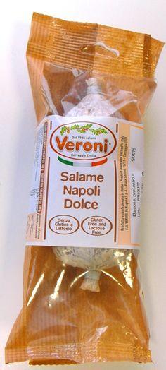 Salame Napoli Dolce Saláma Neapol Taliansko www.vinopredaj.sk  #delikatesy #delishop #deli #inmedio #bratislava #slovensko
