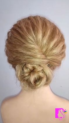 Fancy Hairstyles, Bride Hairstyles, Wedding Hairstyles Tutorial, Hairstyle Tutorials, Natural Hair Updo, Natural Hair Styles, Short Hair Styles, Beauty Tips For Hair, Hair Beauty