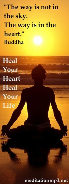 Heart Chakra Meditation. Heal Your Heart, Heal Your Life!. Cuando ocupas tu mente en grandes pensamientos, dirigidos a grandes deseos, motivados con tus mas puras intenciones, tu sinfonía resuena en una melodía mágica... y todo es posible.❤❤