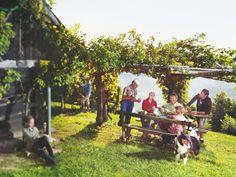 Weinwandern der Region Bad Radkersburg perfekt mit Familie und Kindern  #wandern #weinwandern #Badradkersburg #Wanderurlaub  (c)TVB Region Bad Radkersburg