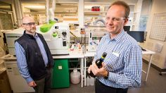 AUSTRALIAN vignerons will soon have a new weapon to fight wine fraud, with chemical analysis helping authenticate whether a wine comes from the Barossa or Beijing.