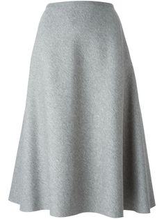 Cédric Charlier A-line Skirt - Firis - Farfetch.com