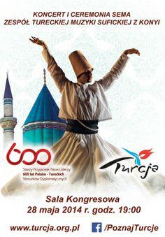Koncert muzyki sufickiej w Warszawie