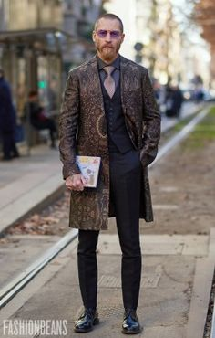 Street Style Gallery: Milan Fashion Week AW16   FashionBeans