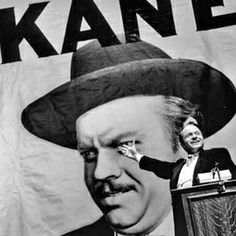 Orson Welles and William Randolph Hearst    William Randolph Hearst did everything within his power to prevent the promotion of the iconic film, Citizen Kane, which Welles co-wrote, produced, directed, and starred in.