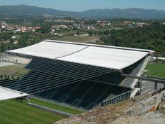 Municipal Stadium, Braga, Portugal - Eduardo Souto de Moura #sport