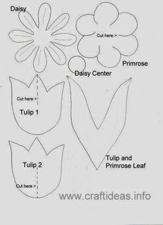 Marci fejlesztő és kreatív oldala: Anyák napi virágok
