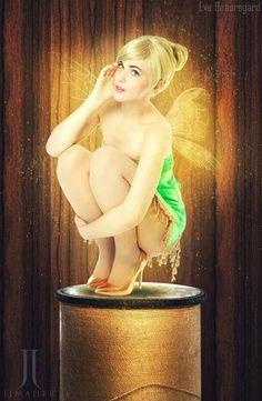 Character: Tinker Bell / From: Walt Disney's 'Peter Pan' / Cosplayer: Eve Beauregard