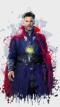 Doctor Strange, Avengers: infinity war, artwork, wallpaper - Wallpaper World Marvel Comics, Marvel Avengers, Hero Marvel, Bd Comics, Marvel Fan, Marvel Memes, Funny Avengers, Marvel Doctor Strange, Doctor Strange Poster