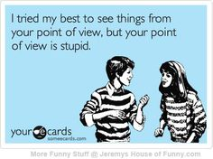 LOL #icanrelate #insult #ecard