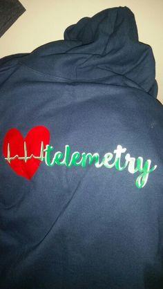 Telemetry hoodies done!