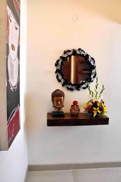Name: Juhi, Jayant and Aksh PrabhuLocation: Bangalore, IndiaSize: 1,400 square feetYears Lived In: 5 months When Juhi sent us photos of her family's recently renovated home in Bangalore, asking us if we wanted to feature it as a house tour, we jumped on it! We've found the homes we've featured from India to be especially beautiful in their use of vivid colour and this one is no exception. Pinks, bright blues and acid yellows dance across pillows and curtains, grounded by neutral furnishings…