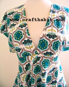 The Vintage Pattern Files: 1930's Sewing - Spring Blouse