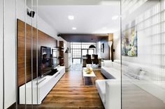 12 Feet Wide Family House by Ferrolan LAB   Home Adore. Click through for the whole house. It's very well done!