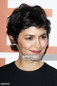audrey tautou | Audrey Tautou attends the 'Casse Tete Chinois' Premiere at Cinema UGC ...