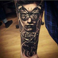 kol dövmeleri erkek arm art tattoos for men #armtattoos