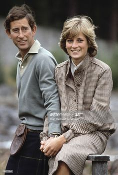 British Royalty, Scotland, 19th August 1981, Prince Charles and... News Photo - Getty Images Prince Charles, Charles X, Charles And Diana, Princess Diana Family, Prince And Princess, Princess Of Wales, Princess Diana Fashion, Real Princess, Prince Harry