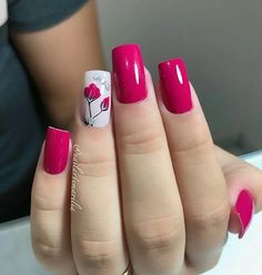beautiful fall nail art design to copy now 2 ~ thereds.me : beautiful fall nail art design to copy now 2 ~ thereds. Elegant Nails, Stylish Nails, Trendy Nails, Cute Nails, Fall Nail Art Designs, Pretty Nail Art, Flower Nails, Gorgeous Nails, Swag Nails