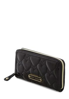 Betsey Johnson Love to Shop Wallet | Mod Retro Vintage Wallets | ModCloth.com