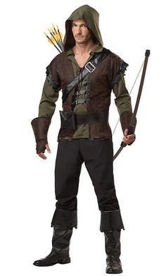 Costume de Robin des Bois