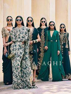 Bollywood Fashion 470626229806948991 - Sabyasachi Summer/Resort 2015 Source by Saris, India Fashion, Ethnic Fashion, Asian Fashion, Fashion Top, Indian Attire, Indian Wear, Indian Style, Indian Dresses