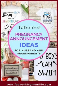 Fabulous Pregnancy Announcement Ideas to your Husband and Parents - Fab Working Mom Life Rainbow Baby Announcement, Pregnancy Announcement To Parents, Pregnancy Advice, Pregnancy Humor, Pregnancy Health, Pregnancy Quotes, Happy Pregnancy, Husband Humor, Bnf