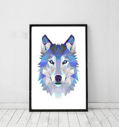 Image result for poly wolf