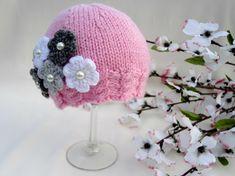 Baby Hat P A T T E R N tejer sombrero bebé patrones por Solnishko43