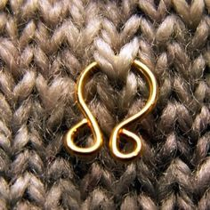 Entrelac danglefree crochet/row stitch markers 116 (set of... | Shop | Kaboodle