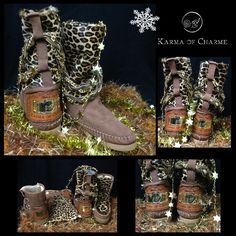 These boots! You just HAVE to love them! #karmaofcharme Stra Zip Caval! @karmaofficial @karmaboots @Carlalafashion