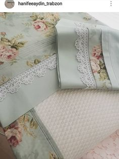 Hand embroidery on a baby daygown in white Swiss batiste. Your choice of thread, newborn to 6 months, lace edging, hand embroidery Kurti Sleeves Design, Sleeves Designs For Dresses, Kurta Neck Design, Dress Neck Designs, Sleeve Designs, Embroidery Suits, Embroidery Designs, Hand Embroidery, Salwar Pants