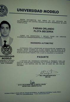 Periodismo sin Censura: Fabián Flota Becerra culmina su carrera de INGENIE...