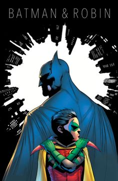 Télécharger [Batman & Robin: Dark Knight, White Knight] [by: Various] Gratuit Batman Robin, I Am Batman, Batman Art, Marvel Dc Comics, Damian Wayne, Dc Heroes, Comic Book Heroes, Comic Books, Nightwing
