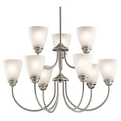 Amelia 9 Light Chandelier