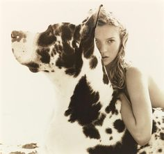 Herb Ritts, Kate Moss 1, Malibu, 1994 © Christie's Images Limited 2013