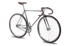 Single Speed Track Fixed Gear Fixie Premium Chrome Foffa Bicycle 02