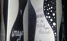 """Handmade book """"Blake coffee"""""""