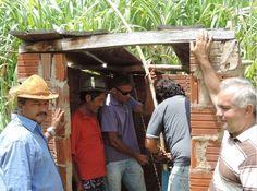 Blog Paulo Benjeri Notícias: Prefeito de Santa Cruz visita obras no interior do...